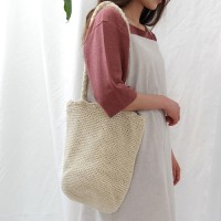 Daily knit bag