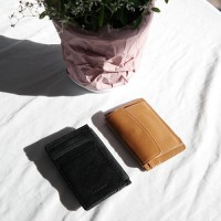 Mordern leather card wallet