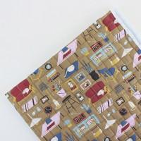 [Fabric] 1인치사각퀼팅_코지룸