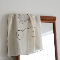 allgray fabric _ Apples