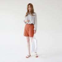 Linen stitch short
