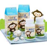 보령[아이순수]키즈튼튼종합비타민&미네랄1,700mgx60정2병(4개월분)