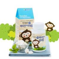 보령[아이순수]키즈튼튼종합비타민&미네랄1,700mgx60정1병(2개월분)