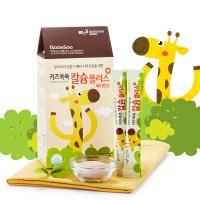 보령[아이순수]키즈쑥쑥 칼슘플러스(4g x 30포)1박스 (1개월분)