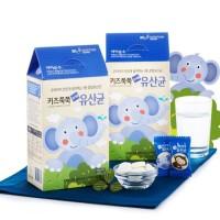 보령[아이순수]키즈쭉쭉 츄어블 유산균 60정 2박스(4개월분)