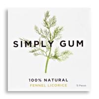 SIMPLY GUM 심플리껌 FENNEL (펜넬)