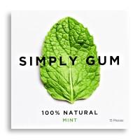 SIMPLY GUM 심플리껌 MINT (민트)