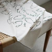 allgray fabric _ Leaves