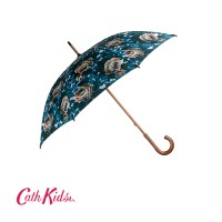 켄싱턴 우산 UV 옥스포드 로즈 딥 블루_514538_(710770)