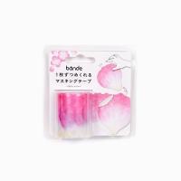 반데 꽃잎 핑크 마스킹테이프 BDA007