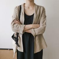 라이트 린넨 썸머 자켓 (5-COLORS)