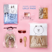 [LINE FRIENDS] LOLLY PACK