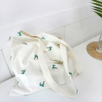 [haku.haru] palm tree ecobag