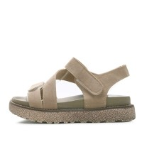 kami et muse Easy velcro strap tall up sandals_KM17s291