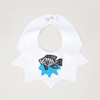 Fish Summer Bib