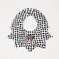 Dot Summer Bib