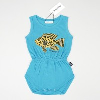Fish Summer Jumpsuit