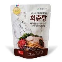 10가지 한방재료의 삼계탕 남도명인 최용선의 회춘탕 2팩(2kg)