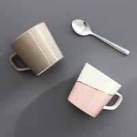 [1+1] 소울 핑크브라운 머그