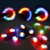 인트래블  LED 메탈 핸드스피너 NO.1354