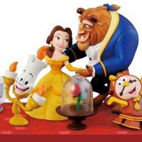 디즈니 캐릭터즈 미녀와 야수 2종 메가 1종 총 3종세트