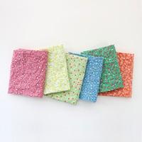 [Fabric] Mini Flower Market - 6ixieme 싱글거즈