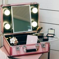 [라쏨] 핑크 마이 러블리 데이 화장대
