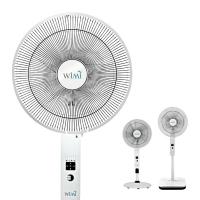 위미 저소음 BLDC모터 무선 선풍기 WIMI-007
