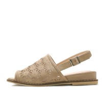 kami et muse Mini wedge insole punching sandals_KM17s318