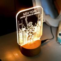 뉴욕 LED조명