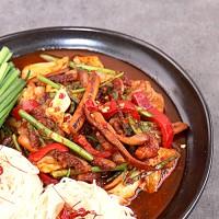 군산오징어 오징어 불고기 300g_(1617978)