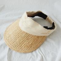 small rattan cap