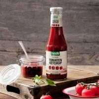 뵤도 유기농 토마토 케찹 500ml