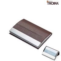 [트로이카] CARD STAND 명함케이스 브라운 (CDC15-04/BR)