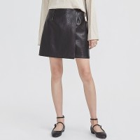 muse leather mini skirt_(697288)