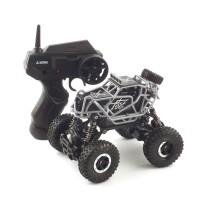 4륜구동 미니 락크라울러 무선조종 RC(HB116036BK)