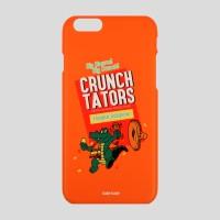 [어프어프]Indian crocodile-orange