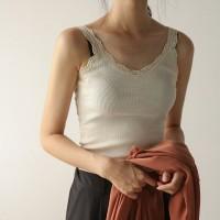 lace golgi sleeveless