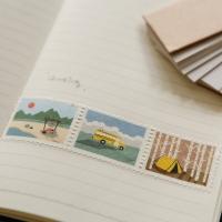 Masking tape : stamp