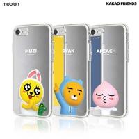 카카오프렌즈 3D 미러 케이스 핸드폰 아이폰 갤럭시_(921661)