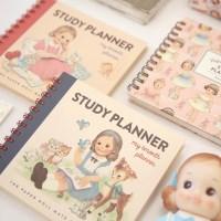 paper doll mate study planner 2 (6개월용 스터디플래너)