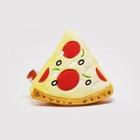 [Studio Ollie] 노즈워크 토이 얌얌스너플 피자 1p