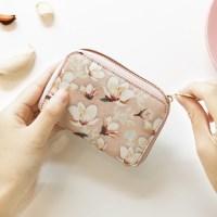 디랩x마리몬드 Card Wallet - 백목련(핑크)