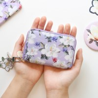 디랩x마리몬드 Card Wallet - 백목련(바이올렛)