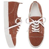 CLLIB[클립] 스니커즈 LF4369 sTiTch_Sneakers 오렌지브라운