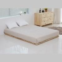 [잉카] 삼나무 원목 접이식 깔판 침대 SS