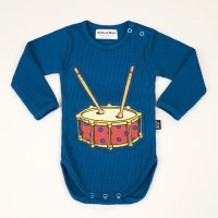 Blue Drum Bodysuit
