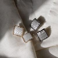 [vintage] mozell earring