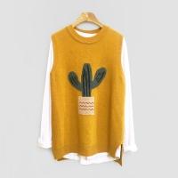 Cactus Knit VEST