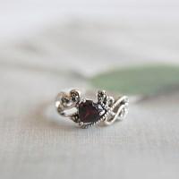 러브가넷 Ring (silver925)